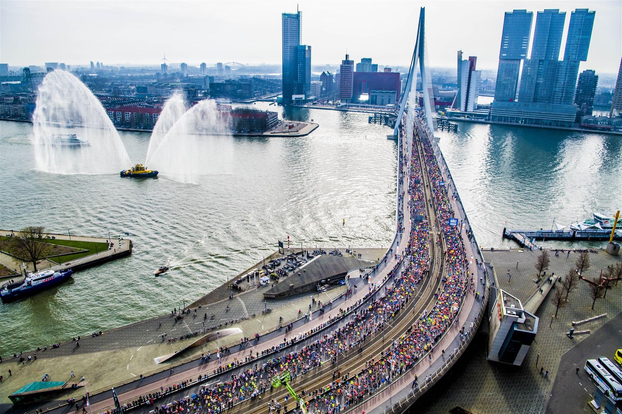 NN Marathon Rotterdam 2021