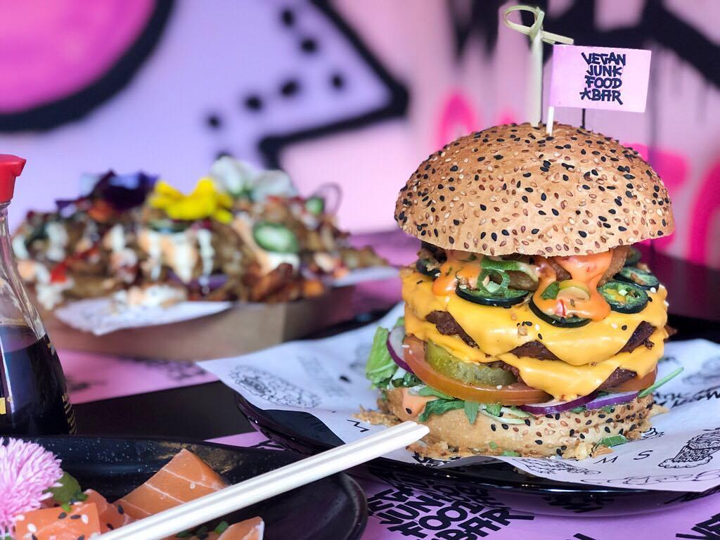 Vegan Junk Food Bar Rotterdam
