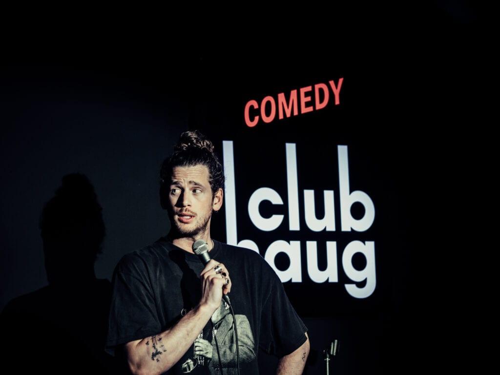 Comedy Club Haug Patrick Laureij