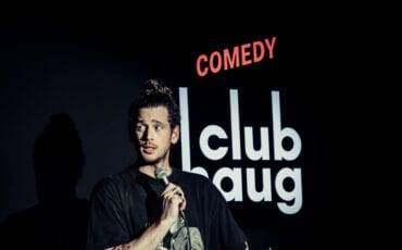 Comedy Club Haug Patrick Laureij