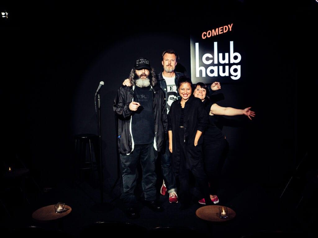 Comedy Club Haug