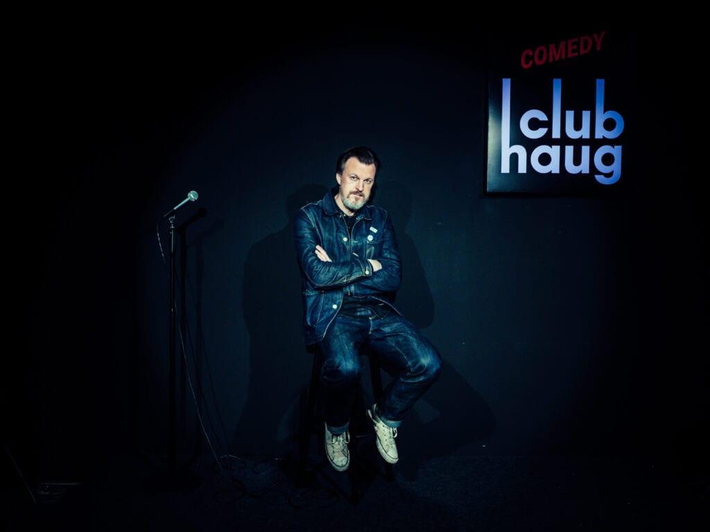 Comedy Club Haug Marcel Haug
