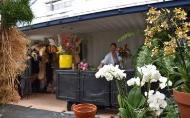 's Zomers bloemenwinkel