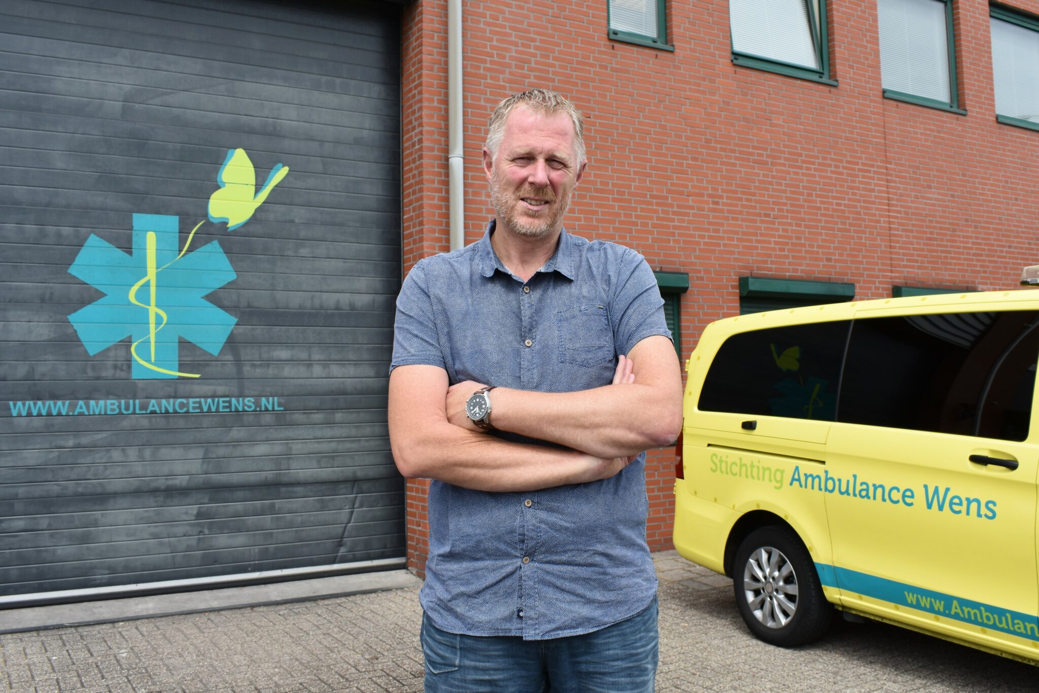 Stichting Ambulance Wens Kees