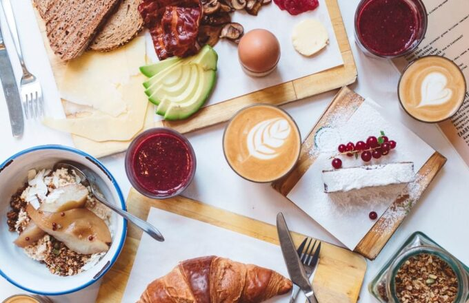 ontbijten in rotterdam
