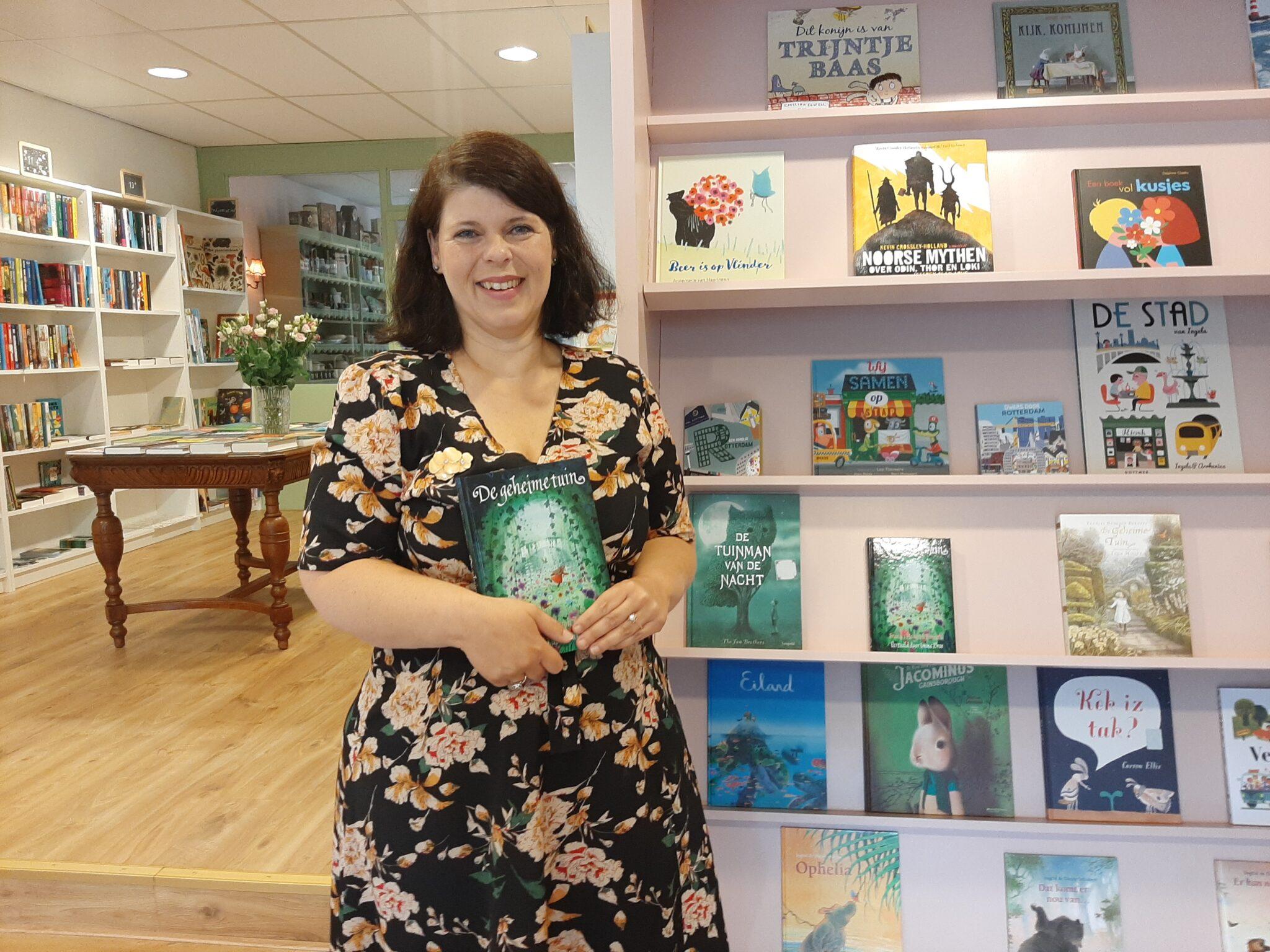 Kinderboekenwinkel De Geheime Tuin Peggy