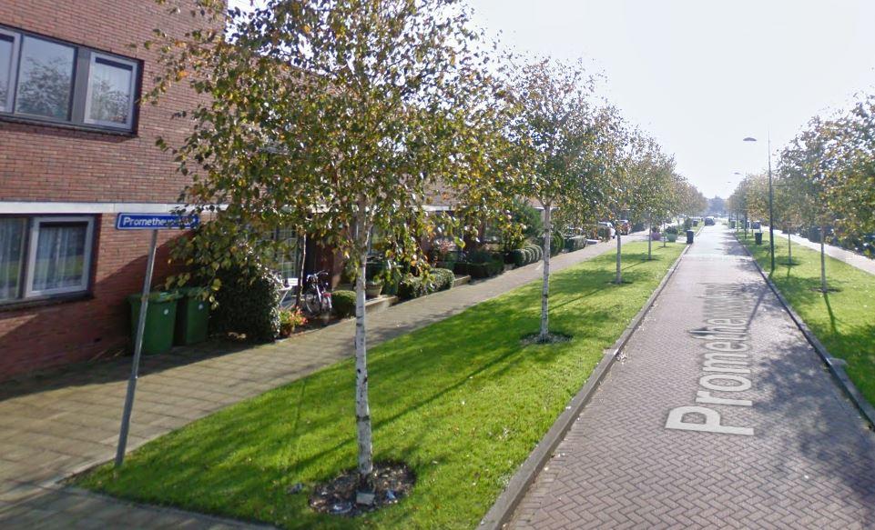 Prometheusstraat