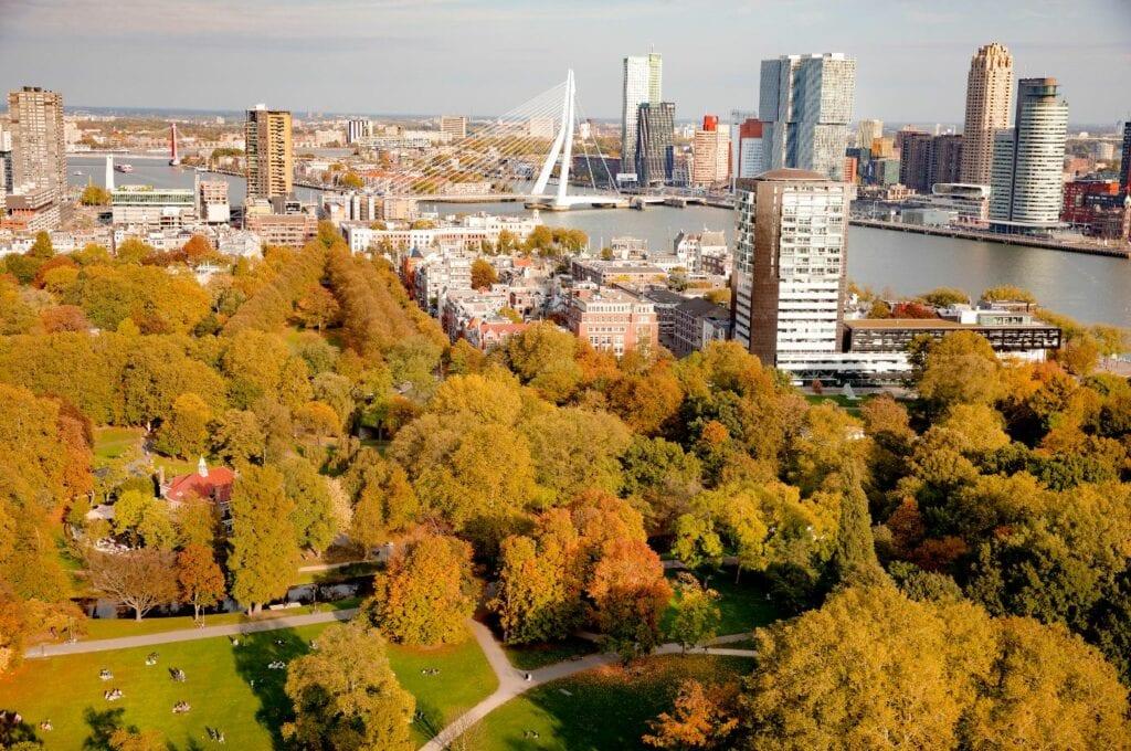 Leuke dingen doen herfst Rotterdam Rotterdampas