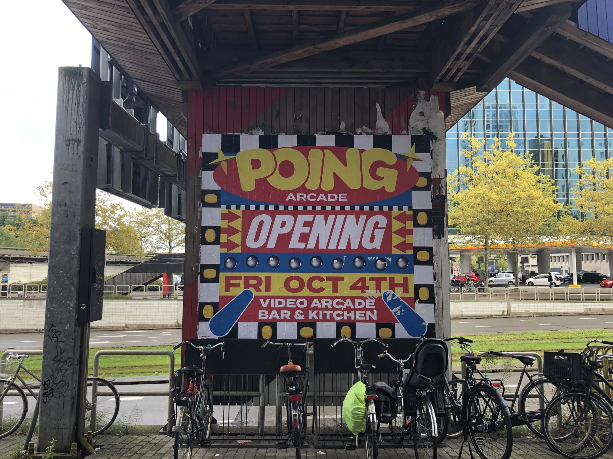 POING opening