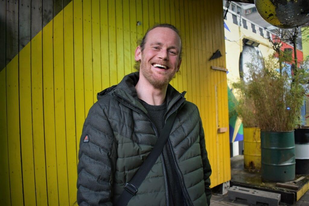Patrick Caveman Het Rotterdam Project