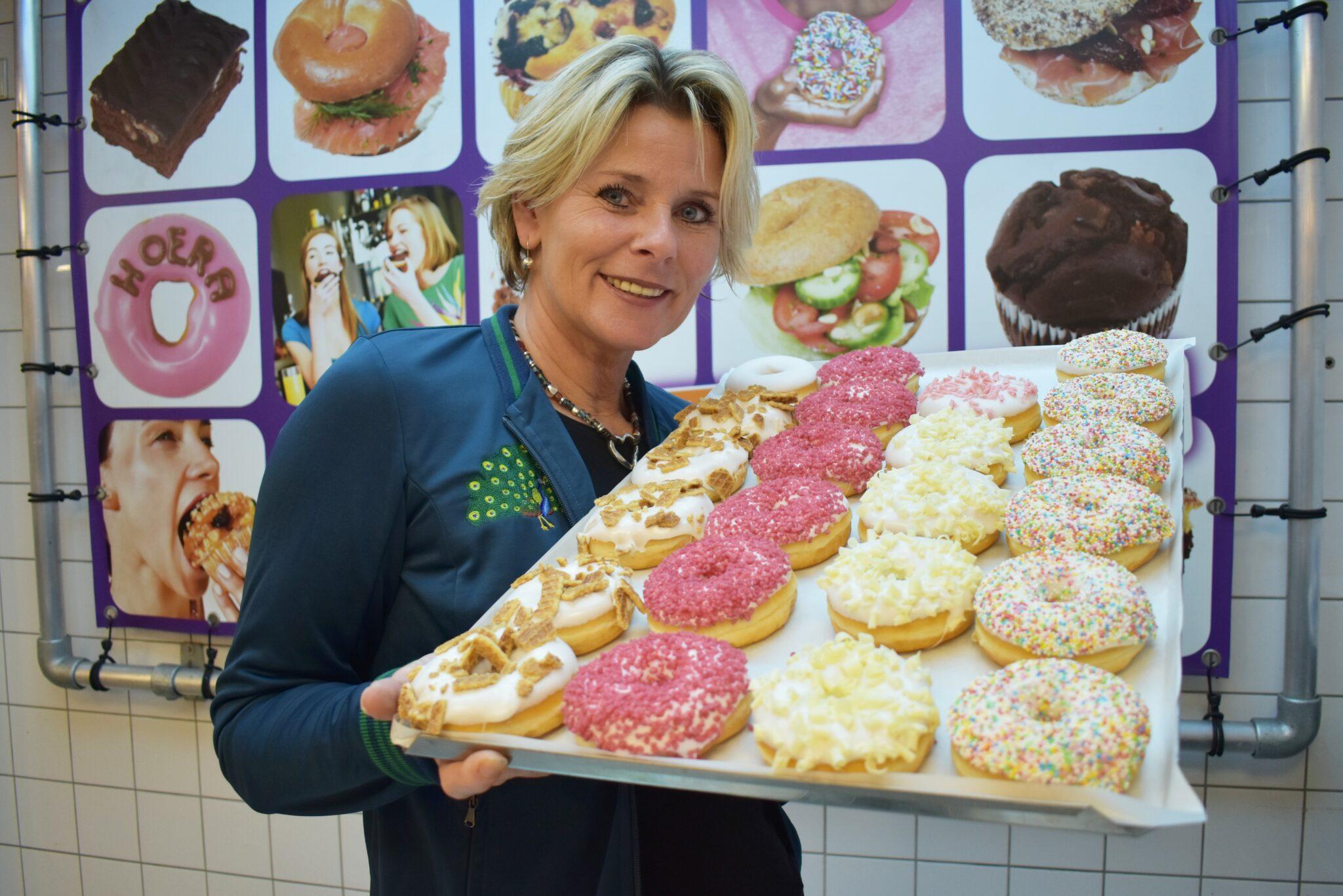 Donuts+Bagels Beurs Hannie