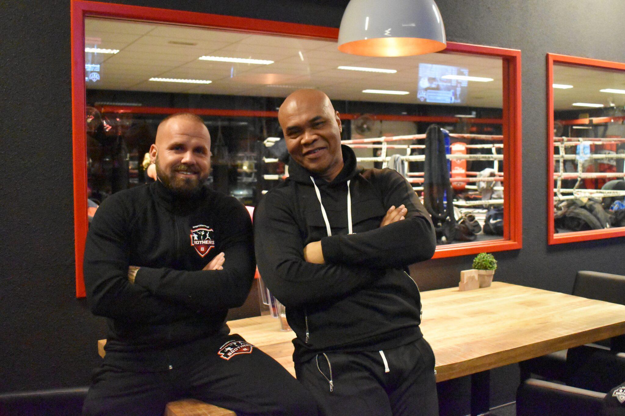 Bappie Tetteroo Sportschool Brothers