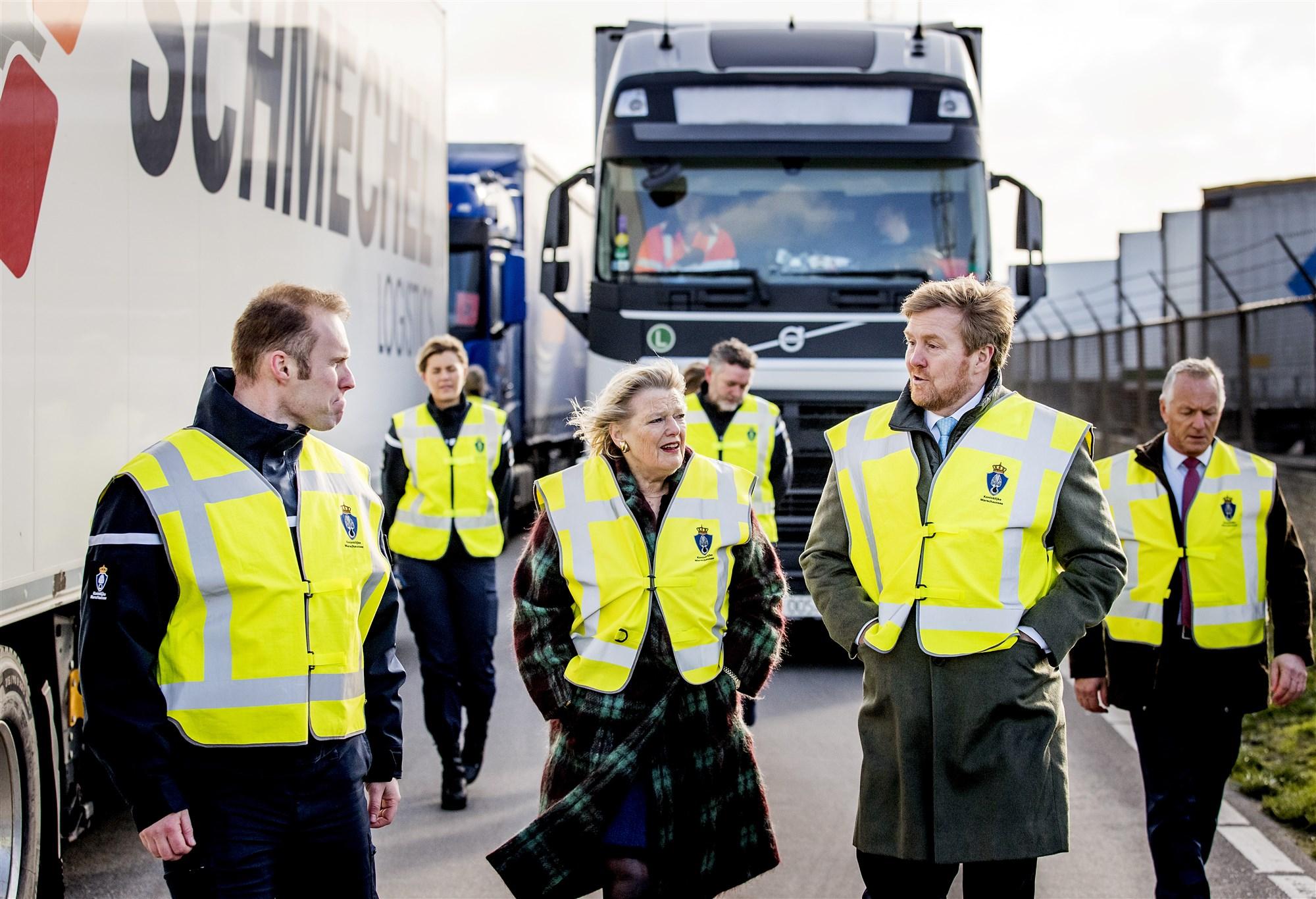 Hoek van Holland Koning Willem Alexander
