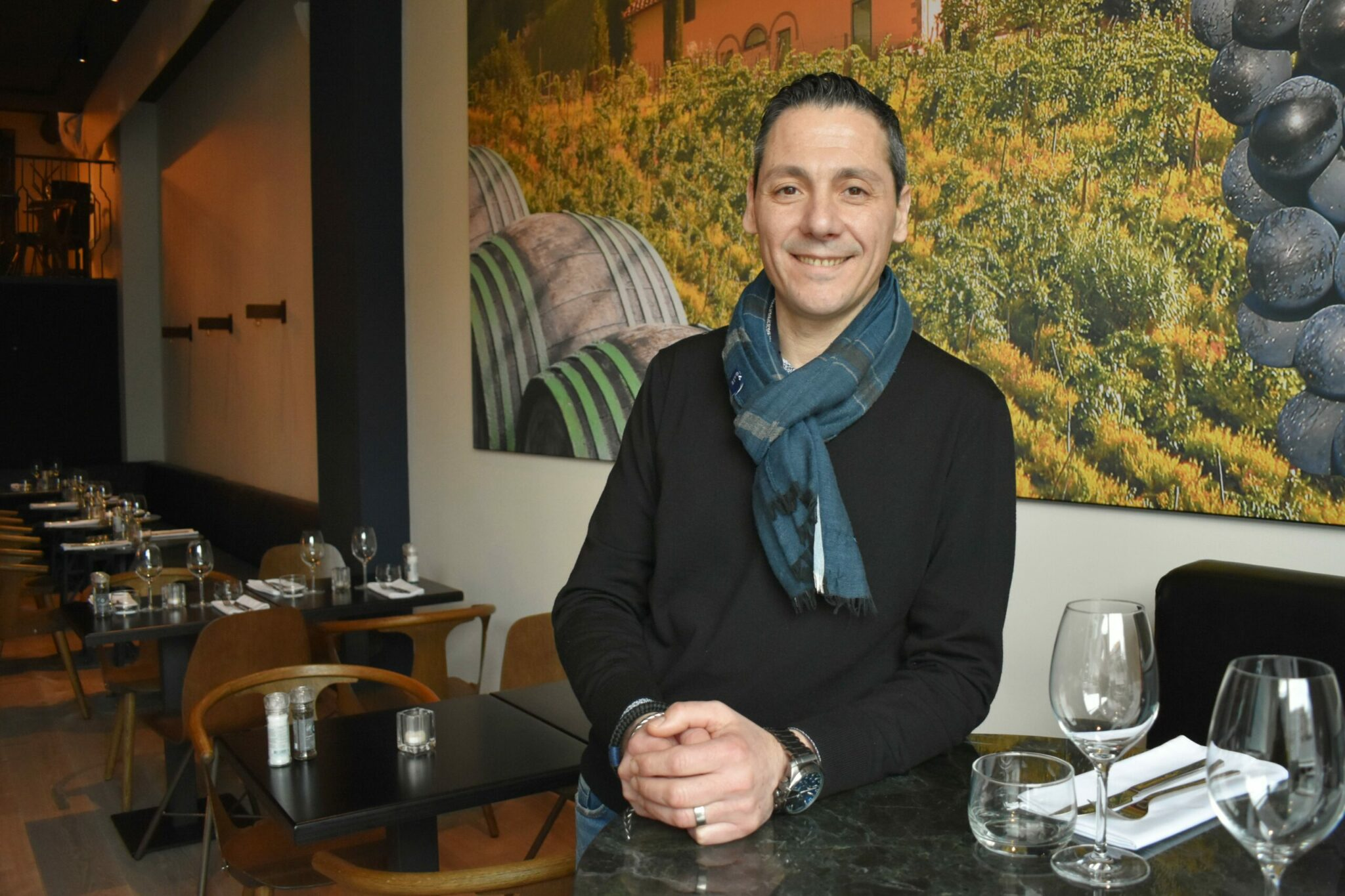 Restaurant Nerello Rotterdam Roberto