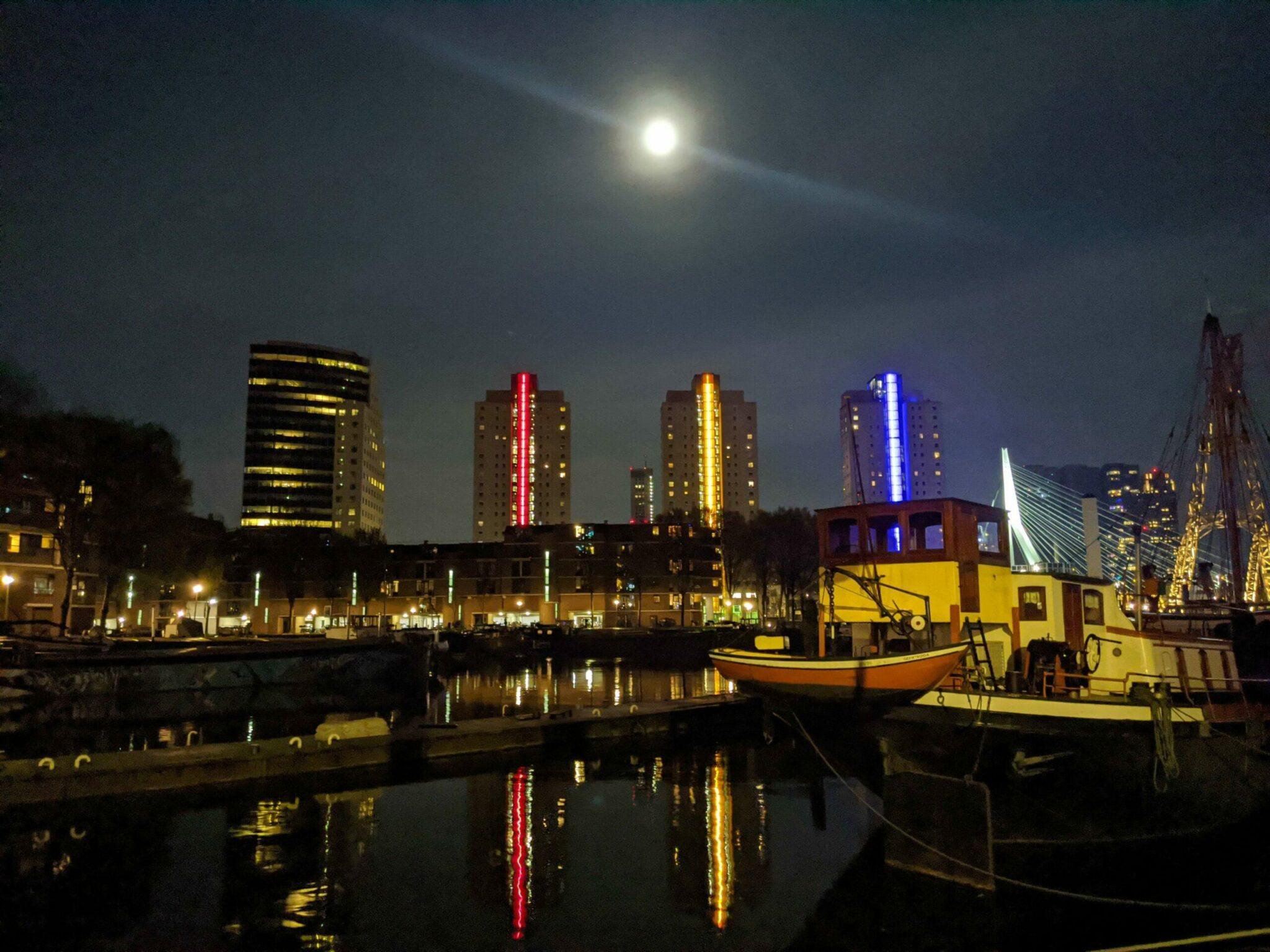 Supermaan Rotterdam Brian van Liempd