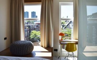 The Bellhop Hotel Rotterdam kamer 01
