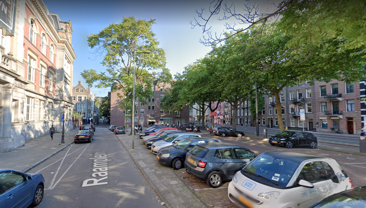 Raamplein Amsterdam