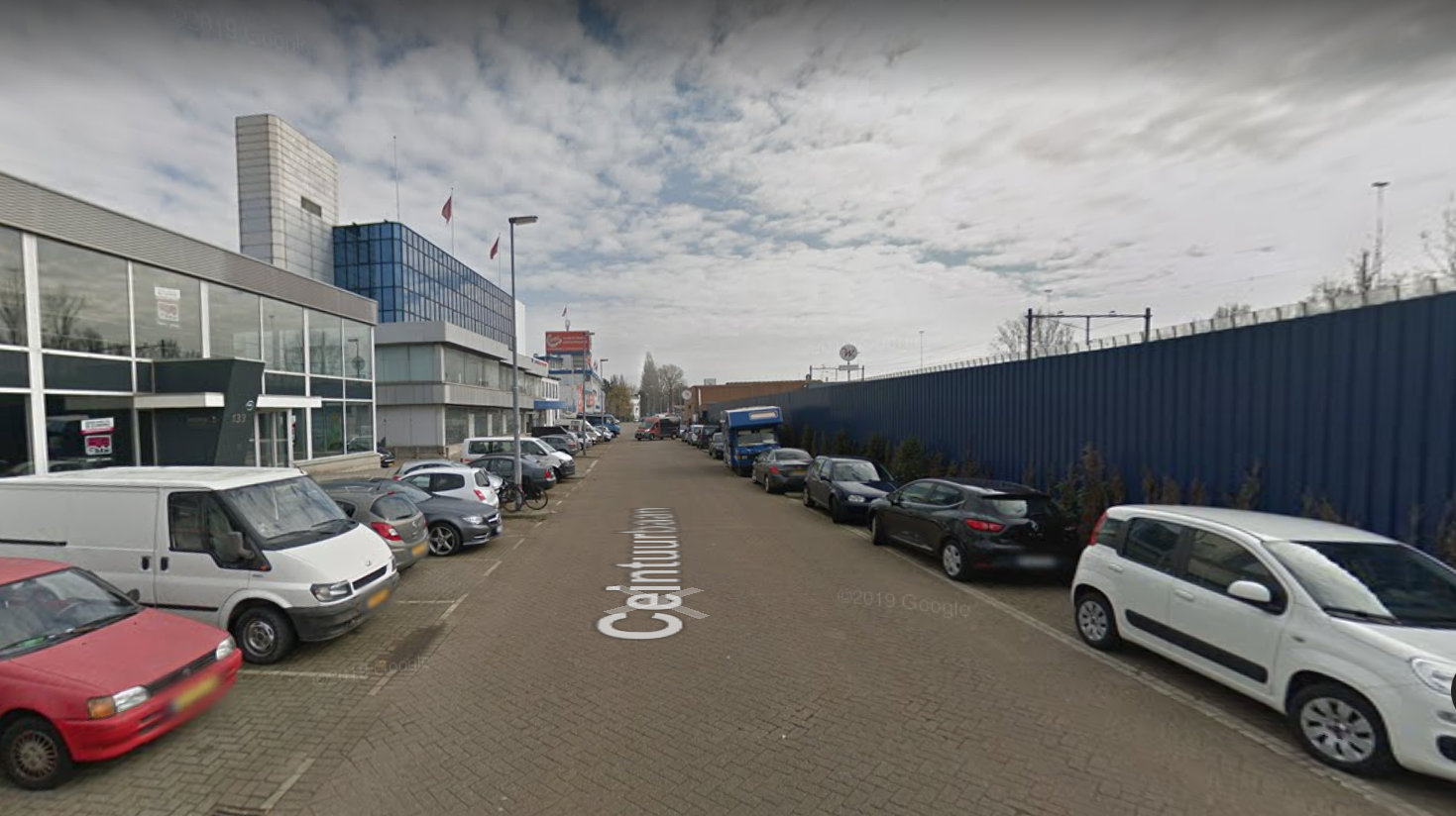 Ceintuurbaan Rotterdam