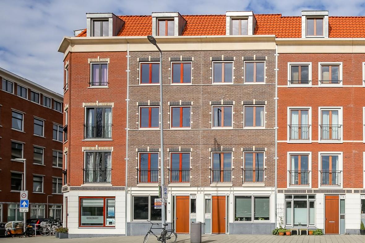 Prins Hendrikkade rotterdam wonen koopwoning