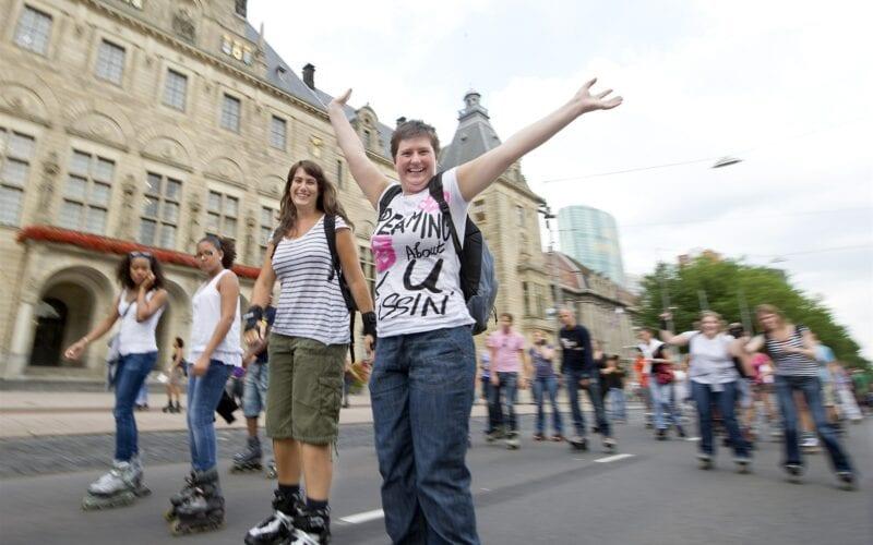 Skaten Rotterdam