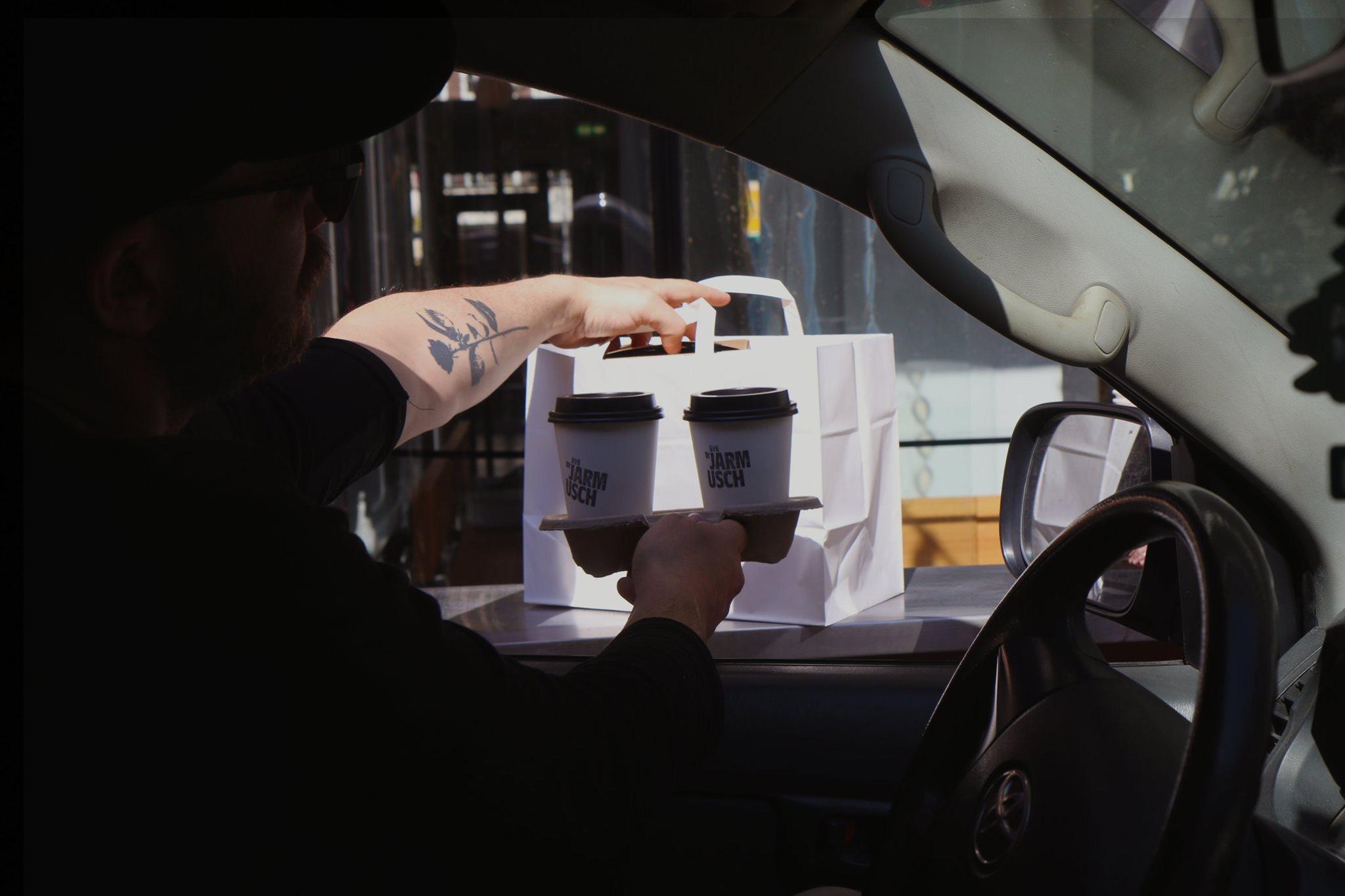 drive thru rotterdam by jarmusch