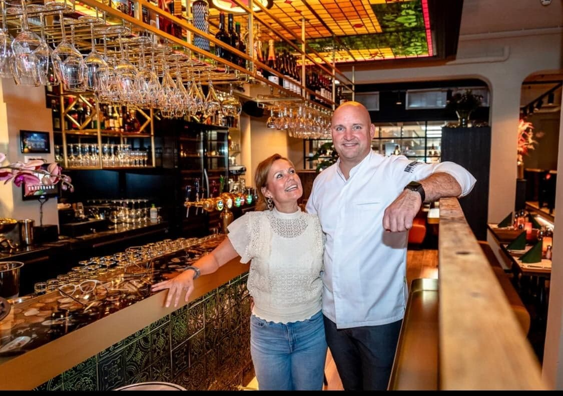 Ron en Marie-Claire Hirt - Kaat Mossel Rotterdam
