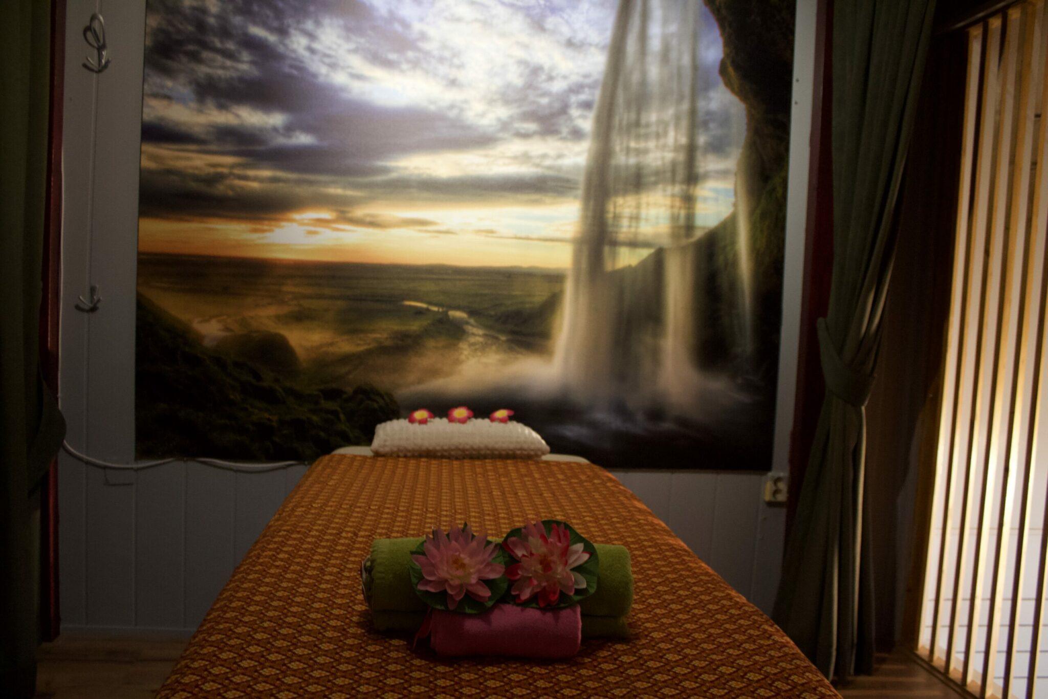 Thaise massage Rotterdam I-Saan