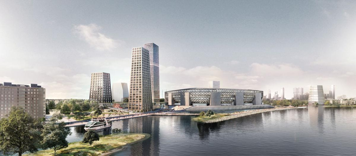 stadsprojecten Rotterdam