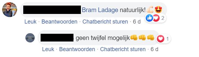Bram Ladage - Facebook