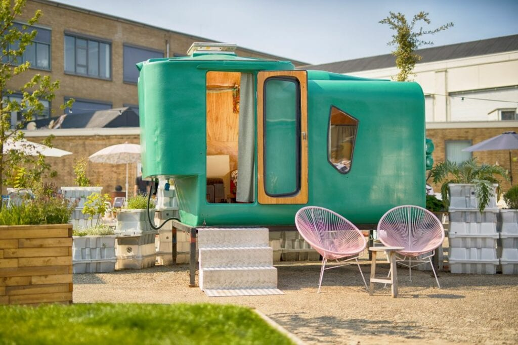 Culture Campsite Rotterdam - Little Pea