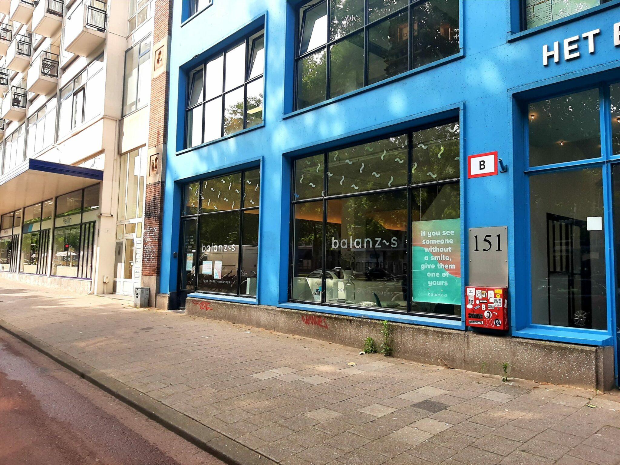 Balanzs Rotterdam Mariniersweg