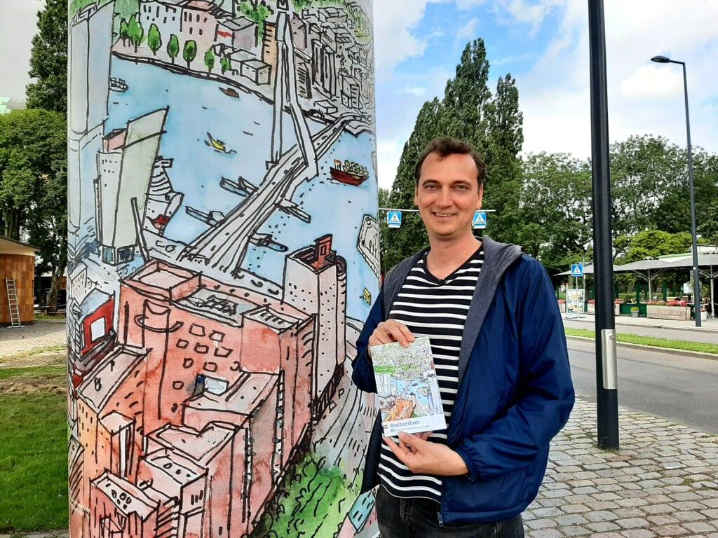 Stadstekenaar010 Jeffrey de Bruin