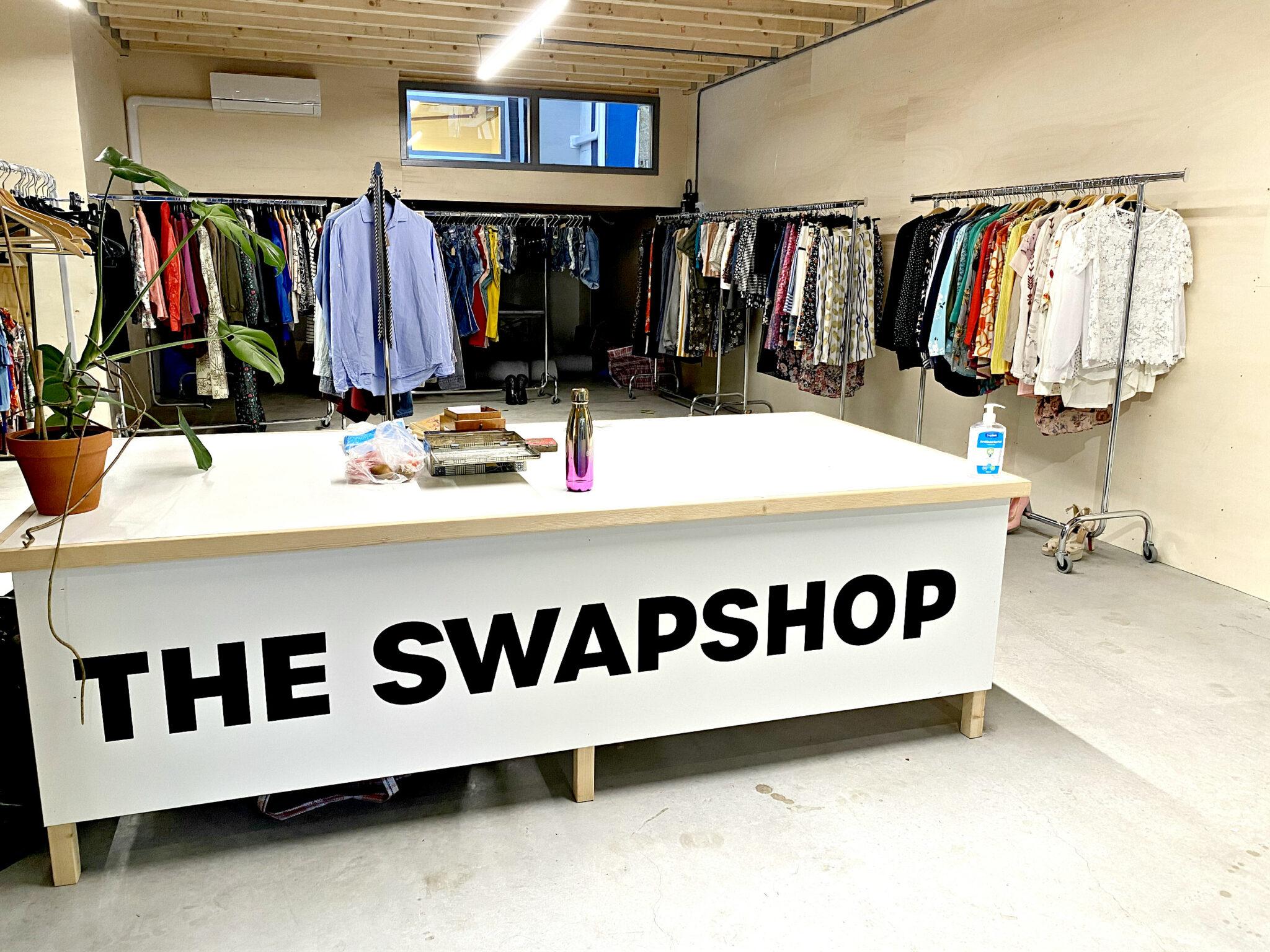 The Swapshop balie rotterdam