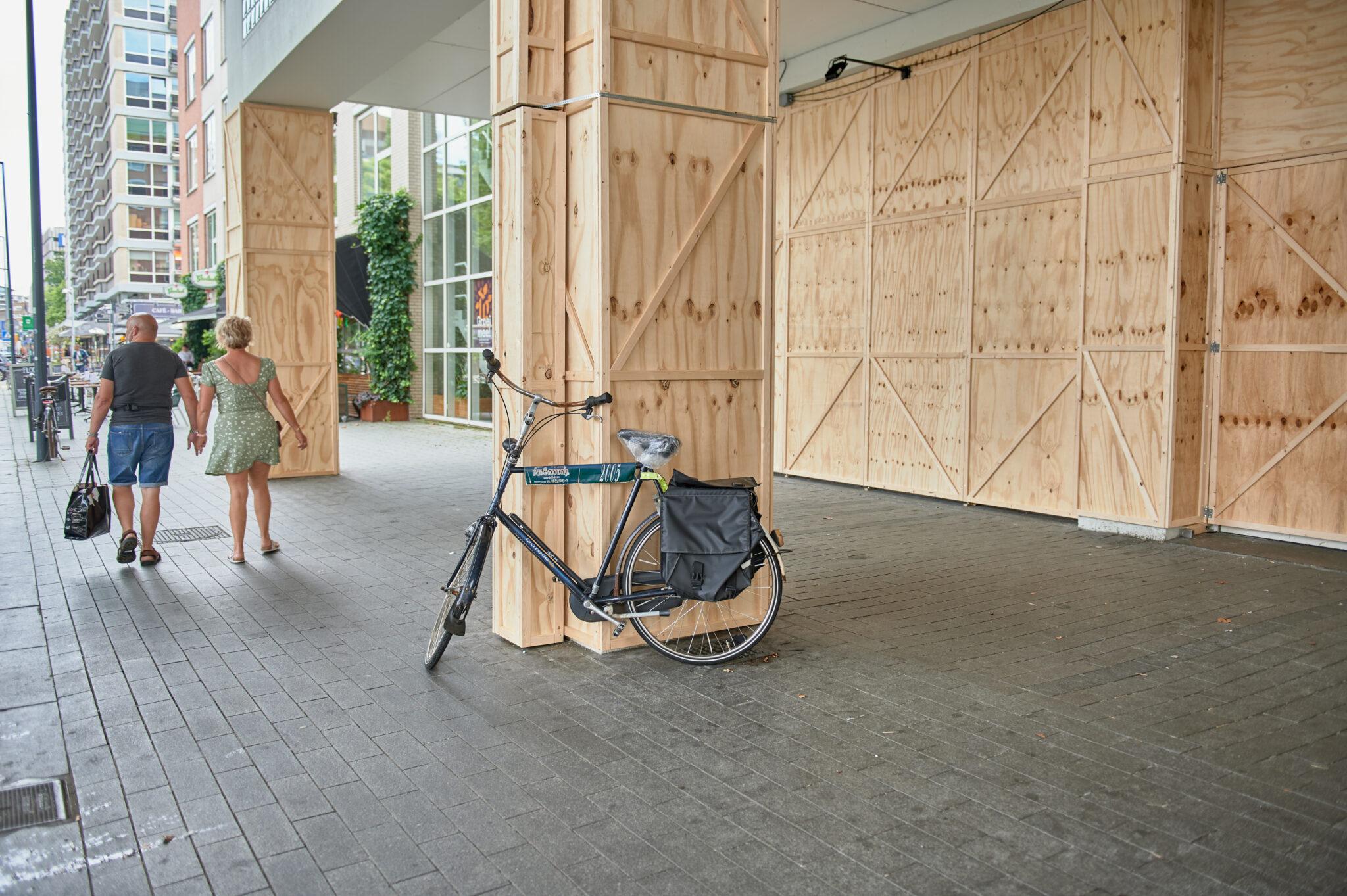 Theater Rotterdam Schouwburg verbouwing Tracks Openingstrack