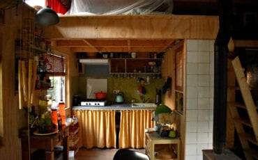 keuken tuinhuis Jorinde