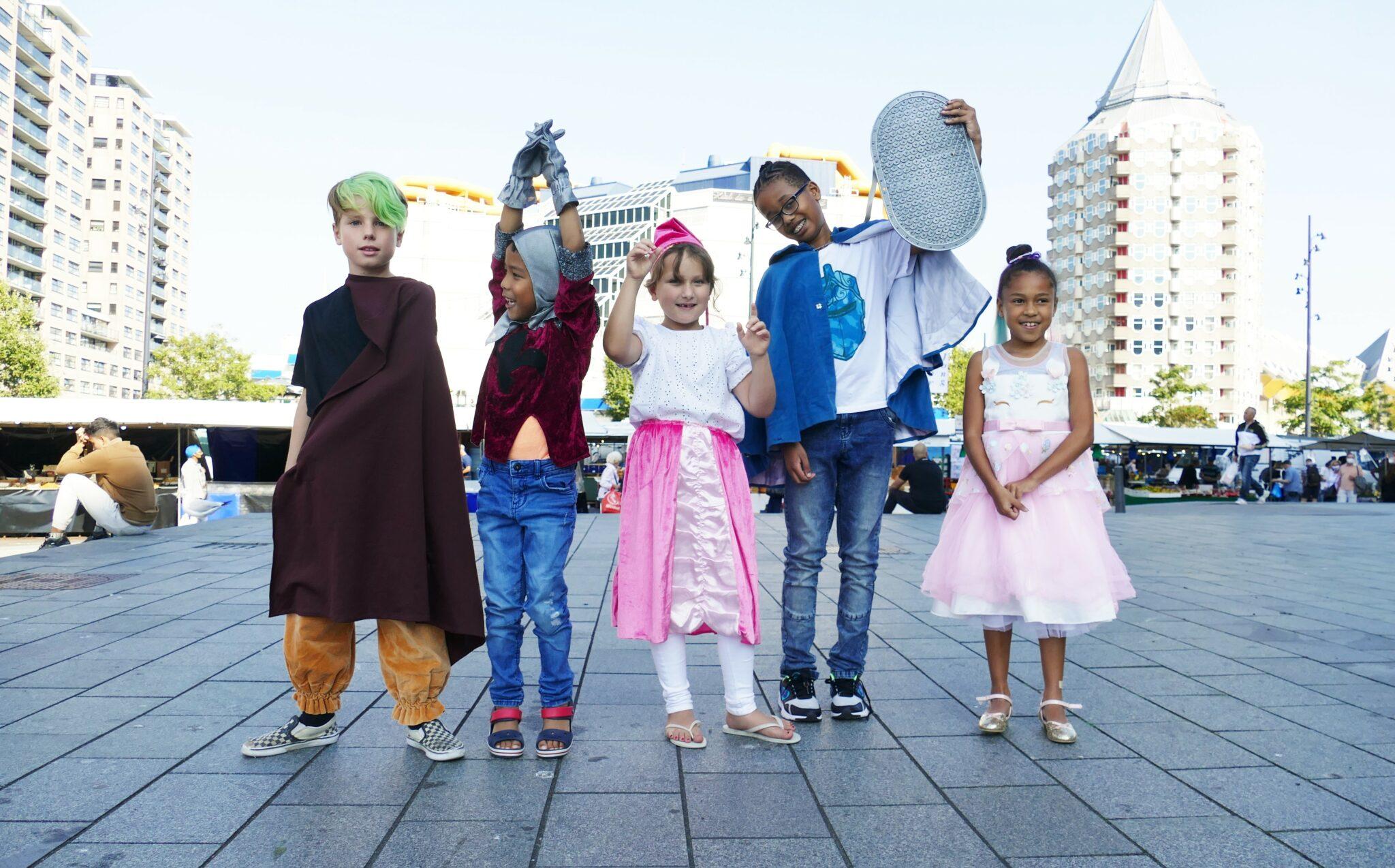 Kinderboekenweek 2020 Rotterdam Bibliotheek