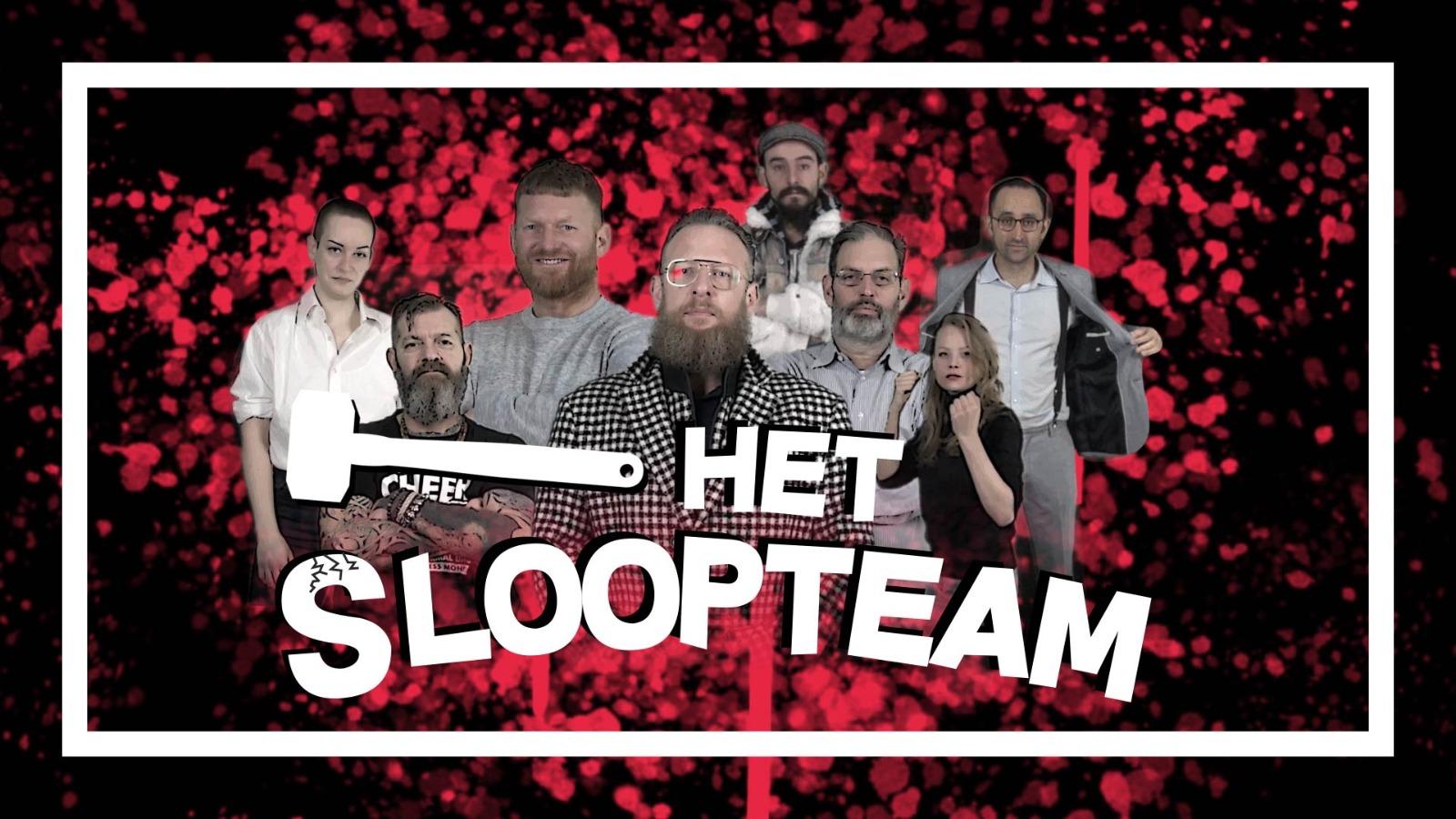 Het Sloopteam tv Rijnmond