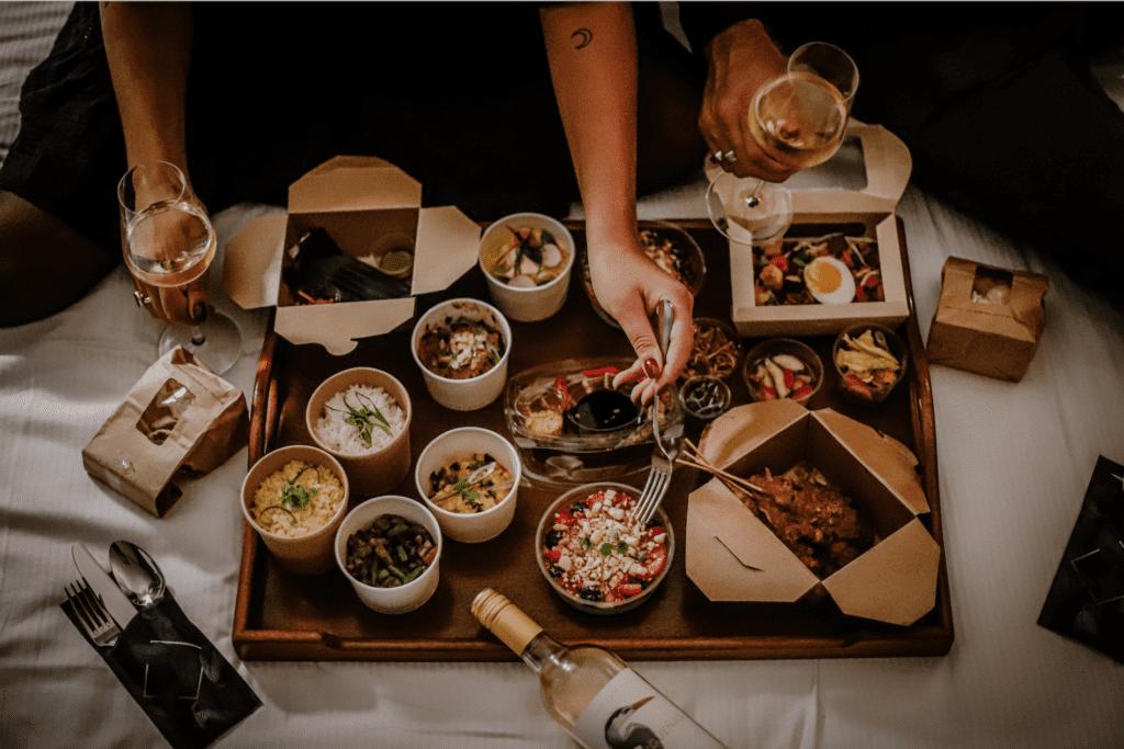 Hotelovernachting met eten in Rotterdam
