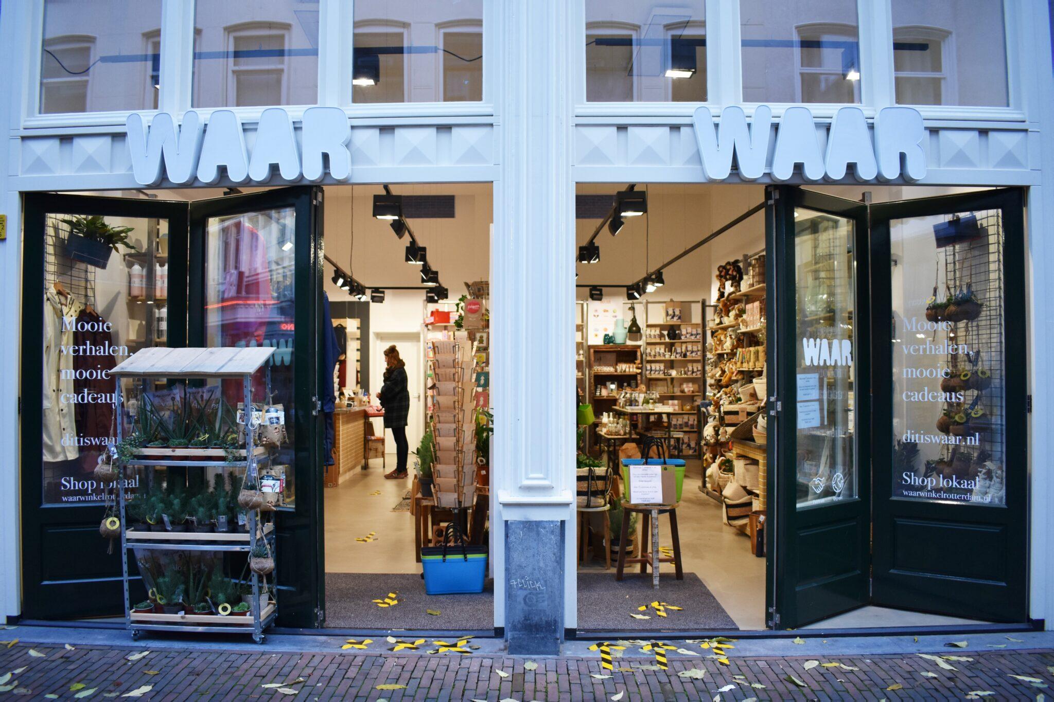 WAAR Rotterdam Oude Binnenweg