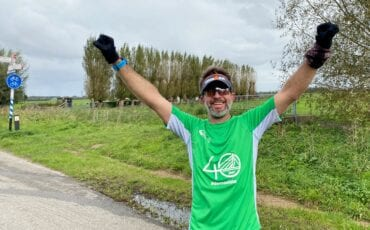 NN Running Day Marathon Rotterdam Raoul