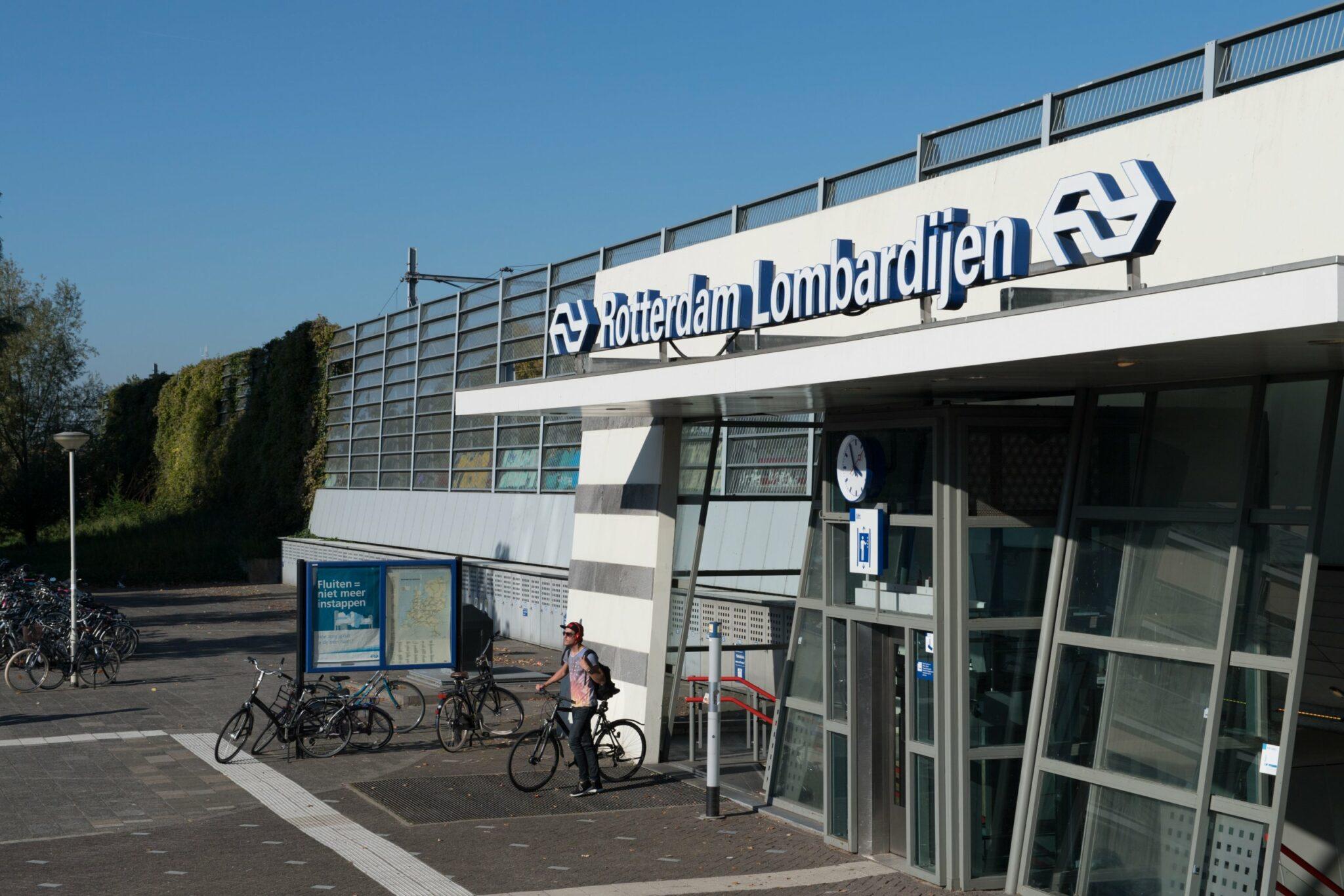 station lombardijen