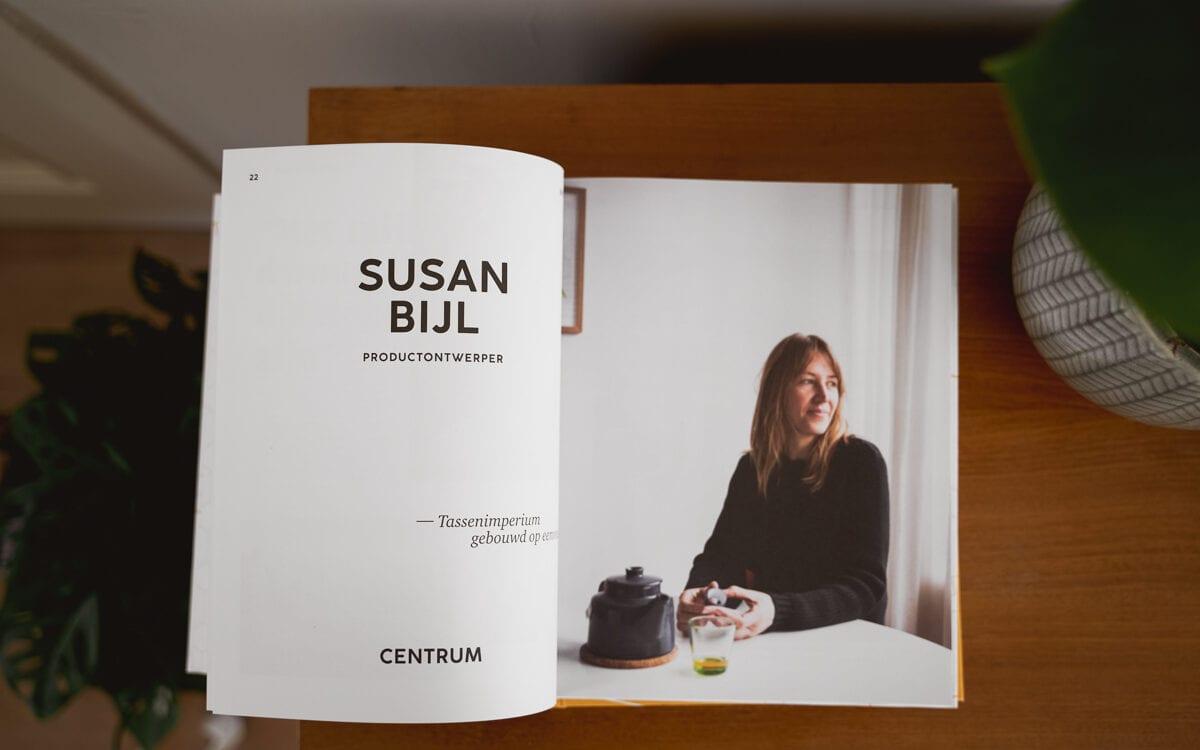 binnenkijken bij Susan Bijl habitat