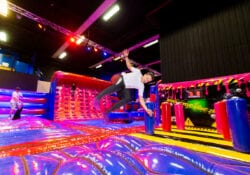 game bounce valley capelle