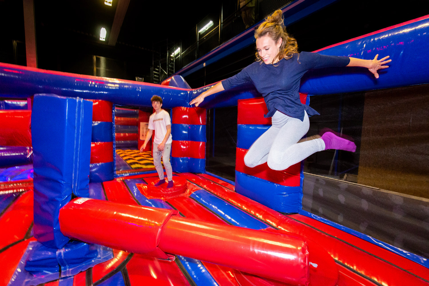 bounce valley rotterdam airpark