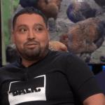 Hamza te gast bij Beau - Still uit uitzending van RTL