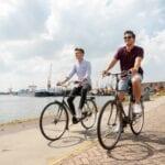merwevierhavens fietsers rotterdam west