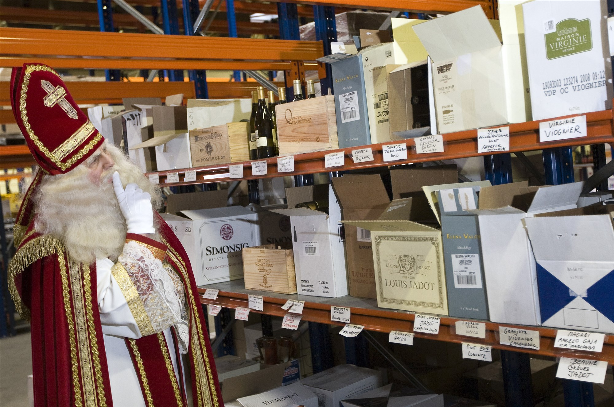 Sinterklaas cadeaus Rotterdam korting