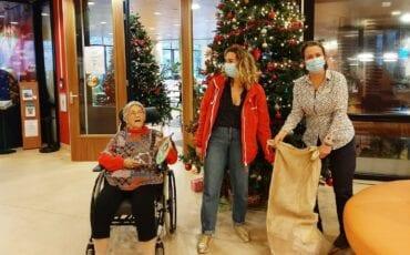 Kerstkaartenactie indebuurt Rotterdam 2020
