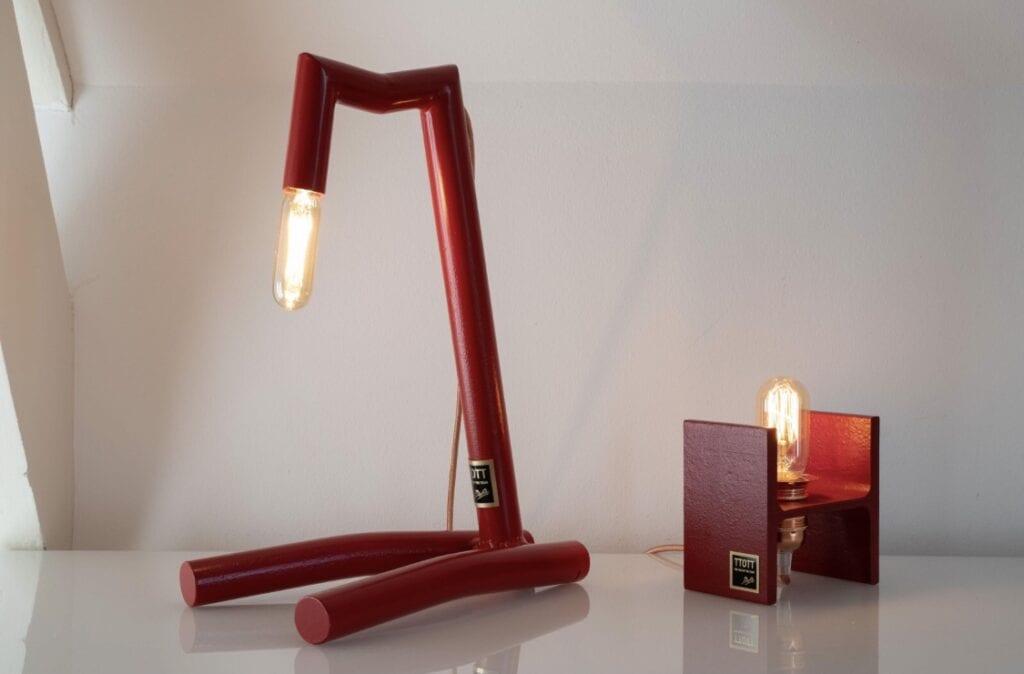 willemsbrug lamp