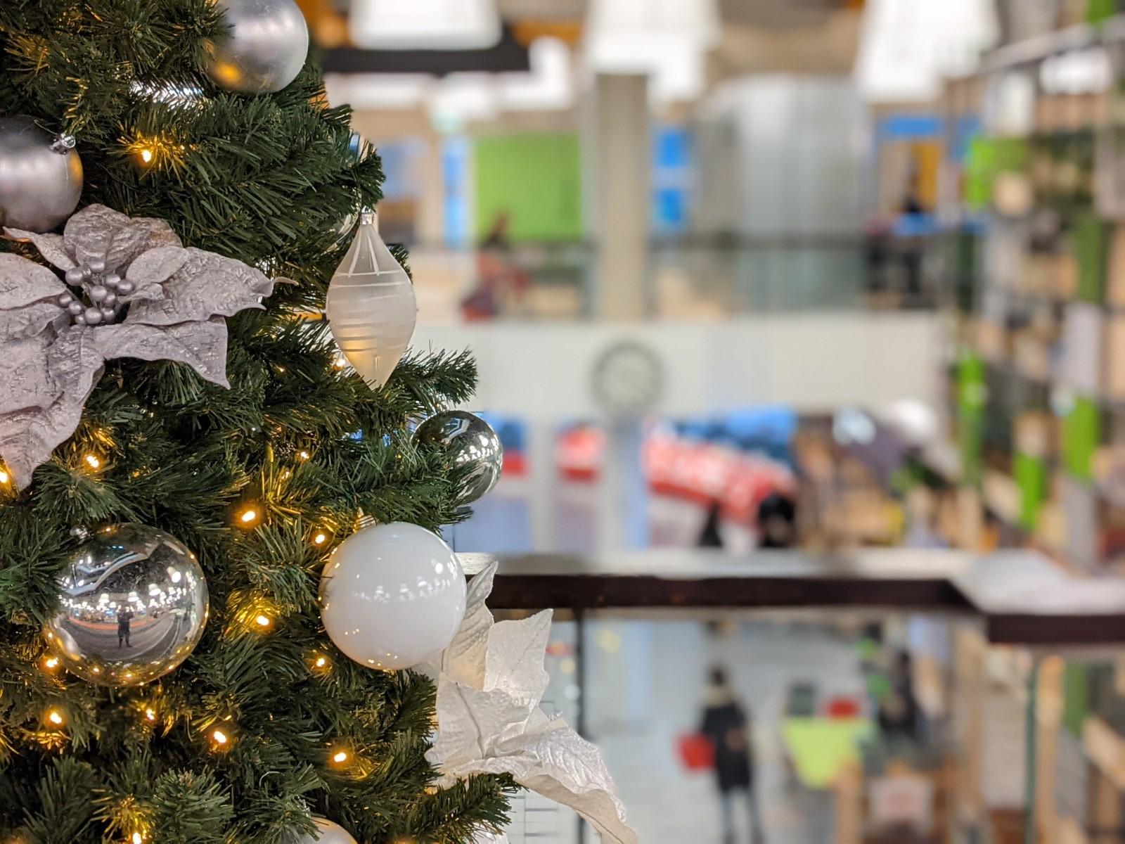 Leuke dingen doen kinderen kerstvakantie Rotterdam bibliotheek